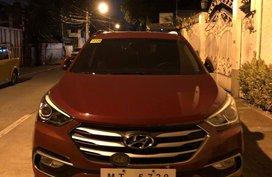 2017 Hyundai Sante Fe
