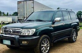 Green Toyota Land Cruiser 2000 for sale in Manila