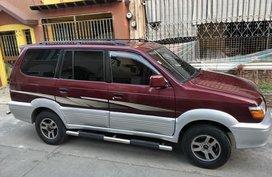 Sell Purple 2000 Toyota Revo in Quezon City