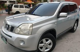 Sell Silver 2012 Nissan X-Trail in Manila