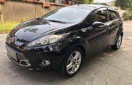 Black Ford Fiesta 2012 for sale in Manila