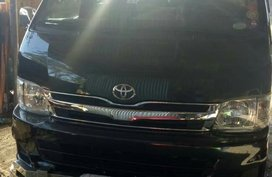 Black Toyota Hiace 2013 for sale in Mandaluyong