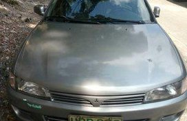 Silver Mitsubishi Lancer 1997 for sale in Manila