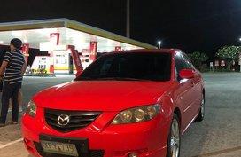 Sell Red 2004 Mazda 3 in Los Baños