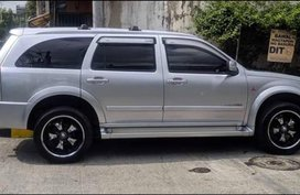 Silver Isuzu Alterra 2006 for sale in Quezon City