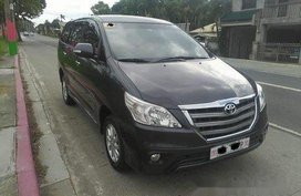 Selling Grey Toyota Innova 2015 in Manila