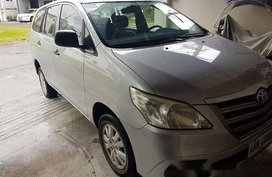 Sell Silver 2014 Toyota Innova in Manila