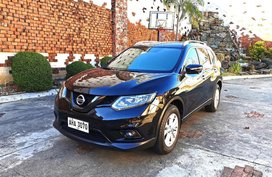 Black Nissan X-Trail 2015 for sale in Manila