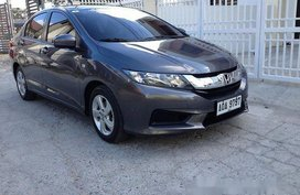 Sell Greyblack 2014 Honda City in Manila