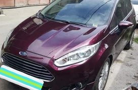 Sell Purple 2014 Ford Fiesta in Marikina