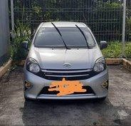 Sell Silver 2015 Toyota Wigo in Manila
