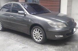 Grey Toyota Camry 2002 for sale in Quezon City