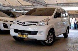 2014 Toyota Avanza 1.3 J MT