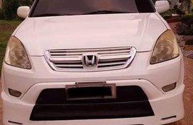 Sell White 2010 Honda Cr-V in Quezon City