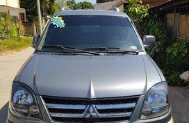 Sell Grey 2016 Mitsubishi Adventure in Cabanatuan