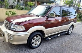 Red Toyota Revo 2002 for sale in Quezon City
