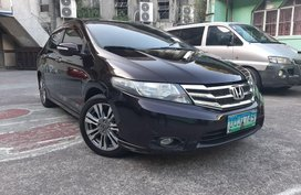 Black Honda City 2012 for sale in Pasay