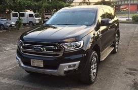 2017 Ford Everest Trend 2.2L AT 4x2 Diesel