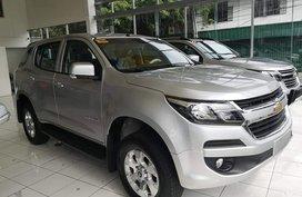 Sell Silver 2020 Chevrolet Trailblazer in Manila