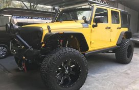 Jeep Wrangler 2008 for sale in Quezon City