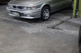 Sell Grey 1992 Mitsubishi Galant in San Juan
