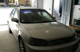 Selling Silver Ford Lynx 2003 in Angeles