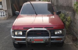 Red Nissan Terrano 2001 for sale in Imus