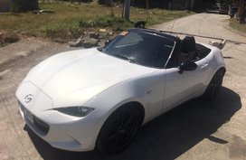 White Mazda Mx-5 2007 for sale in Manual
