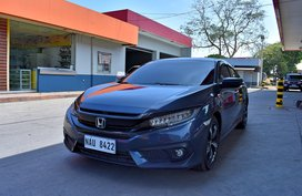 Honda Civic 2017 RS Turbo 1.088m Nego Batangas Area Auto