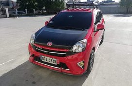 Red Toyota Wigo 0 for sale in Bacoor