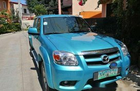 Sell Blue 2009 Mazda Bt-50 in Manila