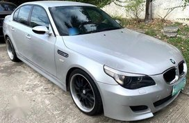 Sell Silver 2004 Bmw 530D in Manila