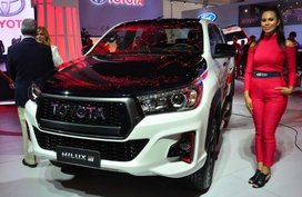Rejoice! Toyota might be developing a GR Hilux in the near future