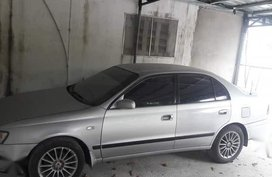 Silver Toyota Corona 2003 for sale in Manual