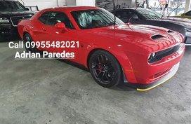 Brand new 2020 Dodge Challenger Hellcat Srt