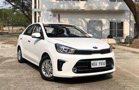 White Kia Soluto 0 for sale in