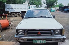 White Mitsubishi L200 0 for sale in