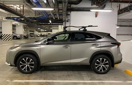 Lexus Nx 2016 for sale in Taguig