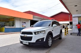 Chevrolet Captiva 2015 2.0 AT CRDI 628t Nego