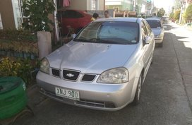 Selling Chevrolet Optra 2005 in Bacoor