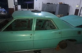 White Ford Galaxy 1968 for sale in Silang