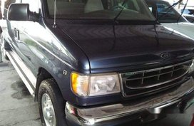 Blue Ford E-150 1998 Automatic for sale