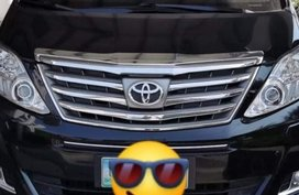 Toyota Alphard 2013 for sale in Cavite