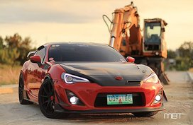 Toyota 86 2013 for sale in Manila