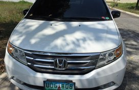2012 Honda Odyssey EX Top of the Line