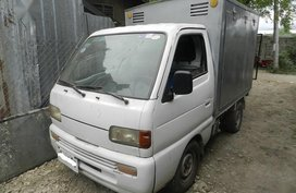 White Suzuki Multi-Cab 2010 for sale in Talisay