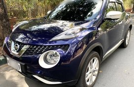 Sell Blue 2017 Nissan Juke SUV in Makati