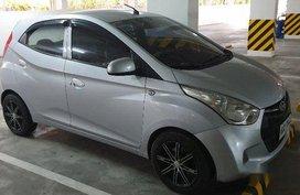 Selling Silver / Grey Hyundai Eon 2014 in Manila