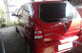 Sell Red 2010 Suzuki Alto in Cebu City