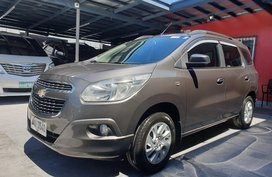 Chevrolet Spin 2015 LTZ Automatic